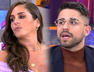 Miguel Frigenti, acusado por Anabel Pantoja de plagiar al youtuber Malbert en 'Sálvame'
