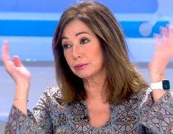 """Ana Rosa critica al Gobierno por su gestión de las vacunas: """"Puso pegatinas gigantes, pero no tenían un plan"""""""