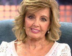María Teresa Campos regresa a televisión con 'La Campos móvil' en Mediaset