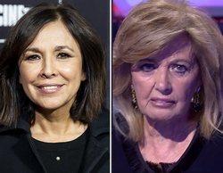 """María Teresa Campos: """"No me gustan las entrevista que hace Isabel Gemio"""""""