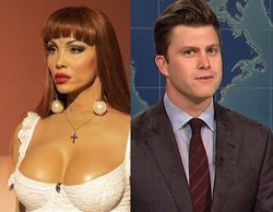 'Veneno' se cuela en un sketch de 'Saturday Night Live' ante el asombro de Javier Calvo