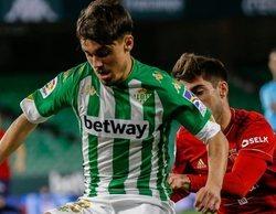 El Real Betis-Osasuna lidera la jornada en Gol, pero Nova se hace con el control del día