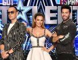 'El Desafío' sube a un buen 15% pero no puede con 'Got Talent' que lidera con un gran 18,3%