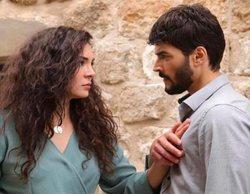 Dos capítulos de 'Hercai' (3,5% y 2,8%) lideran una jornada en la que arrasa el cine de Trece