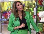 """Paz Padilla se emociona en 'Sálvame' al hablar de su difunto marido: """"No quiero día de los enamorados"""""""
