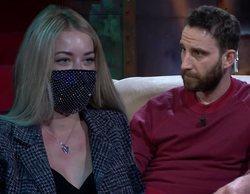 Mayka ('La isla de las tentaciones 2') protagoniza la entrevista de Dani Rovira en 'La resistencia'