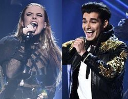 Melodifestivalen 2021: Dotter y Anton Ewald, clasificados de la segunda semifinal