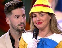 """Así fue el reencuentro entre Marta Peñate y Lester tras 'La isla de las tentaciones': """"Yo te quiero"""""""