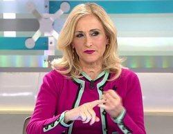"""Cristina Cifuentes, tras su absolución del """"caso Máster"""": """"Yo ya he cumplido una condena de tres años"""""""
