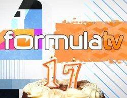 FormulaTV, 17 años sin quitarle el ojo a la televisión