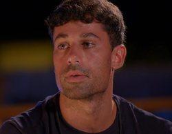 """Diego se sincera tras ver llorar a Lola en 'La isla de las tentaciones': """"A veces soy muy egoísta con ella"""""""