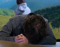 """Jordi Évole sufre un ataque de cataplexia en directo en 'El Intermedio': """"Es una enfermedad jodida"""""""