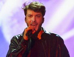 """'Destino Eurovisión': Así ha sido la puesta en escena de """"Memoria"""" y """"Voy a quedarme"""" con Blas Cantó"""