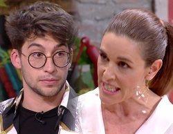 La bronca de Raquel Sánchez Silva a Lluís en 'Maestros de costura' por su amenaza de abandonar el programa