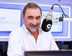 Carlos Herrera ofrece trabajo a Belén Esteban en COPE tras su bronca con Jorge Javier