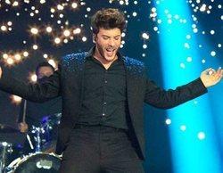 TVE graba en el plató de 'Destino Eurovisión' la actuación de Blas Cantó que emitirán de no poder viajar