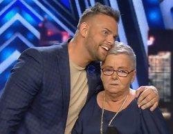"""Edurne, emocionada con una actuación de madre e hijo en 'Got Talent': """"Me hace muy feliz ser parte de esto"""""""