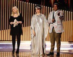 La entrega de los Globos de Oro arrasa en la NBC y lidera el rating