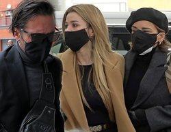 Chenoa, Bustamante, Natalia, Manu Tenorio y Nuria Fergó viajan a Barcelona para decir adiós a Àlex Casademunt