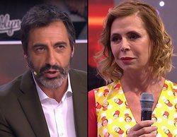 """La verdad sobre la disculpa de Ágatha Ruiz de la Prada a Juan del Val: """"Me lo han exigido sus abogados"""""""