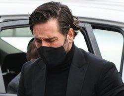 """Los concursantes de 'OT 1' acompañan a la familia de Àlex Casademunt durante el funeral: """"Estamos destrozados"""""""
