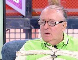 'Supervivientes 2021': El vidente Paco Porras, a punto de convertirse en concursante oficial