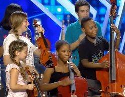 """El bonito ejemplo de una orquesta inclusiva de Tetuán en 'Got Talent': """"Habéis roto muchos estereotipos"""""""