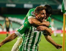 El partido Real Betis - Alavés (4,8%) se adueña de la jornada frente a 'Ciudad cruel' (3,7%)