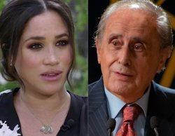 """Jaime Peñafiel carga contra Meghan Markle tras su entrevista con Oprah: """"Es una desequilibrada, como Lady Di"""""""