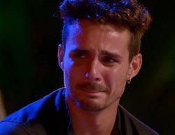 """Lucía, impasible ante las lágrimas de Manuel en 'La isla de las tentaciones': """"Te perdono, pero no existo"""""""