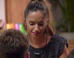 """Lucía se rompe en 'La isla de las tentaciones' tras su encuentro con Manuel: """"No he llorado allí ni una gota"""""""
