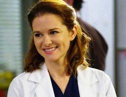 Sarah Drew regresa a 'Anatomía de Grey' en su temporada 17 para interpretar a April Kepner
