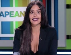 Cristina Pedroche promociona 'Love Island' con un pequeño dardo para 'La isla de las tentaciones'
