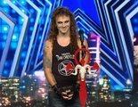 "Un metalero sorprende a Edurne en 'Got Talent España' cantando ""Amanecer"": ""Pásame esa versión"""