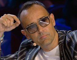 """Las emotivas palabras de Risto Mejide a Edurne en 'Got Talent España': """"Me has superado como jurado"""""""