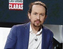 """Jesús Cintora """"pilla con la guardia baja"""" a Pablo Iglesias con esta pregunta íntima"""