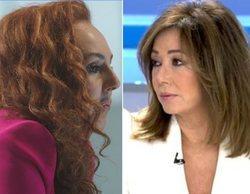 """Ana Rosa Quintana, sobre el caso Rocío Carrasco: """"Se han hecho mucho daño los dos, las víctimas son los niños"""""""