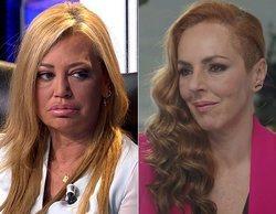 """Belén Esteban, arrepentida tras escuchar las declaraciones de Rocío Carrasco: """"Yo he contribuido a ello"""""""