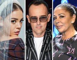 Danna Paola, Isabel Pantoja y Risto Mejide fichan por 'Top Star. ¿Cuánto vale tu voz?' como mecenas
