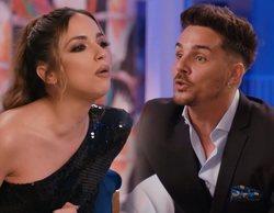 """Lucía y Manuel se liaron en su regreso de 'La isla de las tentaciones': """"Dejé que se acercara y nos besamos"""""""