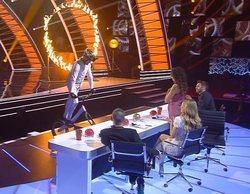 OT Pi Play se cae en medio de su actuación durante la semifinal de 'Got Talent España'