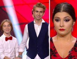 María Cruz y Violoncheli Brothers, finalistas de 'Got Talent España'