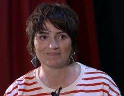 Silvia Abril no puede contener las lágrimas al hablar de Jordi Sánchez, tras pasar el Covid-19