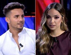 Cortes de mangas de Lucía a Manuel durante 'El debate de las tentaciones'