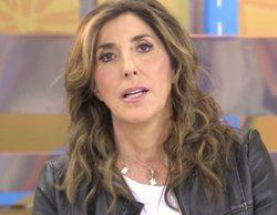Paz Padilla regresa a 'Sálvame' y provoca el llanto de Lydia Lozano al relatar cómo ha vivido el coronavirus