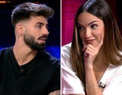 Lobo y Lucía confirman en 'El debate de las tentaciones' que mantuvieron relaciones sexuales