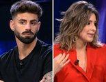 """El zasca de Sandra Barneda a Lobo en 'El debate de las tentaciones': """"No te importa ninguna chica"""""""