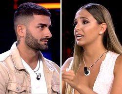 """Claudia, más cerca de Raúl, carga contra Tony en 'El debate de las tentaciones': """"Eres un fantasma"""""""