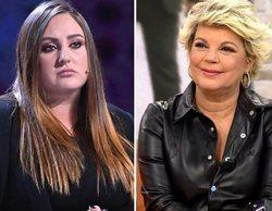 """El cara a cara entre Rocío Flores y Terelu en plena polémica de Rocío Carrasco: """"Me quedé con mala sensación"""""""