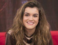 """Amaia Romero conquista a las redes sociales con una versión de """"Cuando zarpa el amor"""", de Camela"""